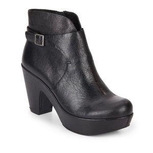 Kork Ease Ramona Leather Ankle Boots